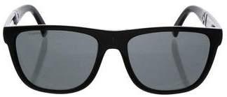 Burberry Wayfarer Folding Sunglasses