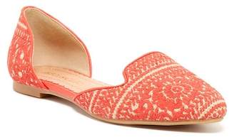 Restricted Glory d'Orsay Slip-On