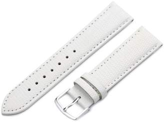 Hadley-Roma 20mm 'Men's' Leather Watch Strap