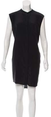 AllSaints Sleeveless Silk Dress w/ Tags