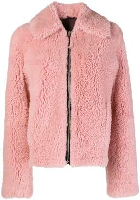 Cédric Charlier full-zipped jacket