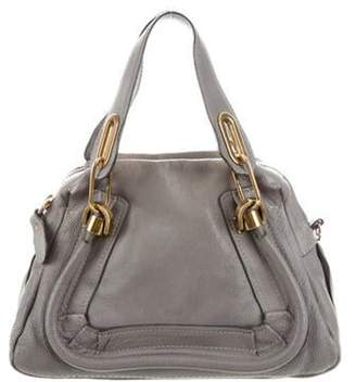 Chloé Medium Paraty Bag Blue Chloé Medium Paraty Bag