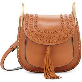Chloe Hudson Small Leather Shoulder Bag $2,150 thestylecure.com