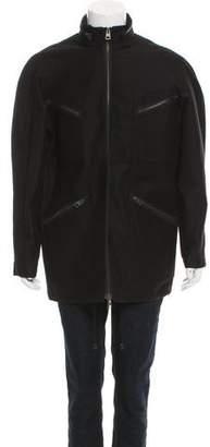 J.W.Anderson Lightweight Zip-Front Coat w/ Tags