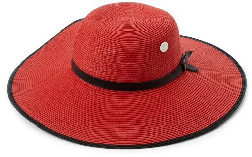G-Star Women's Straw Red Hat