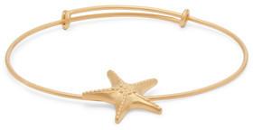 Valentino Embellished Gold-Tone Bracelet