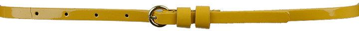 Brie Skinny Belt