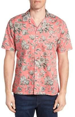 Todd Snyder Liberty Floral Print Camp Shirt