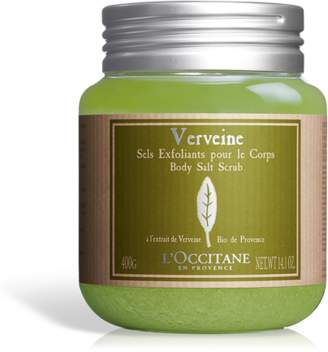 L'Occitane Verbena Body Salt Scrub 400g