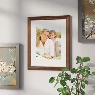 Red Barrel Studio Solid Wood Picture Frame