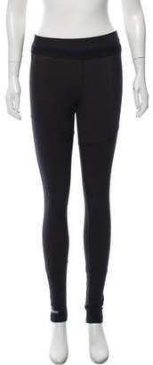 Stella McCartney Mid-Rise Athletic Leggings