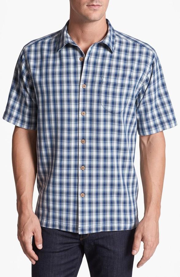 Tommy Bahama Silk Campshirt