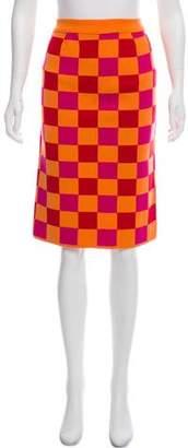 Agatha Ruiz De La Prada Knee-Length Knit Skirt w/ Tags