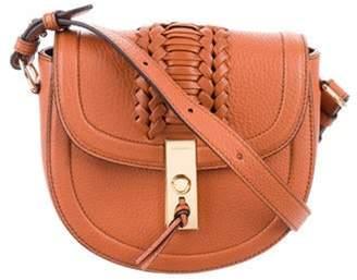 Altuzarra Mini Ghianda Saddle Bag w/ Tags Cognac Mini Ghianda Saddle Bag w/ Tags
