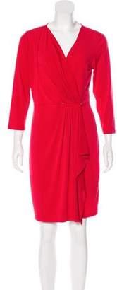 MICHAEL Michael Kors Pleated Knee-Length Dress w/ Tags