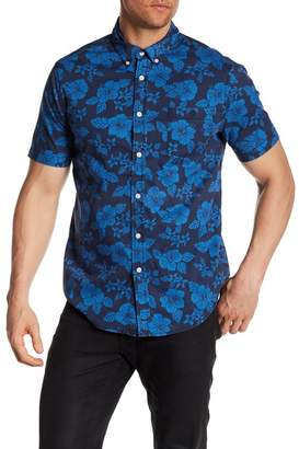 Trunks Surf and Swim CO. Floral Print Shirt