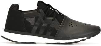 Y-3 contrast toe cap running sneakers