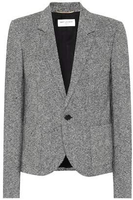 Saint Laurent Wool blazer