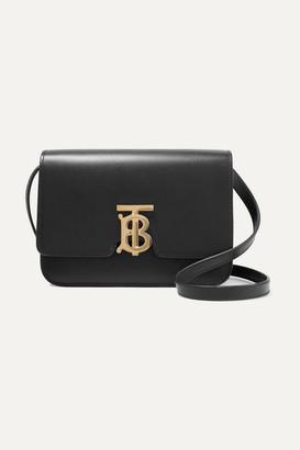 2a575d3444 Burberry Small Leather Shoulder Bag - Black