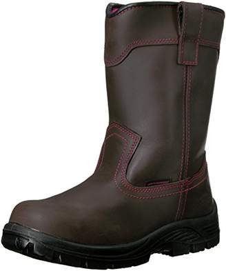 Avenger Safety Footwear Women's Avenger 7146 Comp Toe Waterproof Pull On EH Work Boot Industrial and Construction Shoe