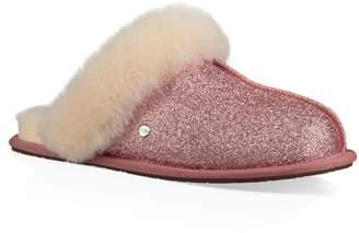UGG Scuffette II Sparkle Genuine Shearling Slipper