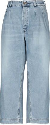 Dondup Denim pants - Item 42698332BM