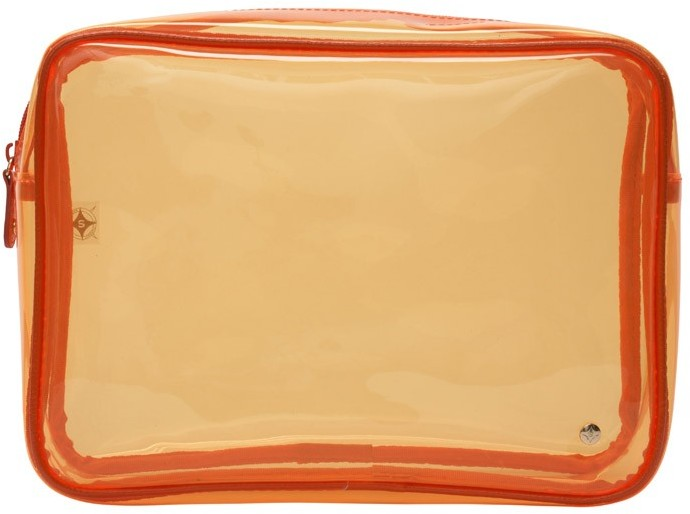 Miami Jumbo Zip Cosmetic Case