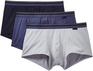 Sloggi Men's Urban Hipster 3 Pack Boxer Briefs,(Manufacturer Size:36)