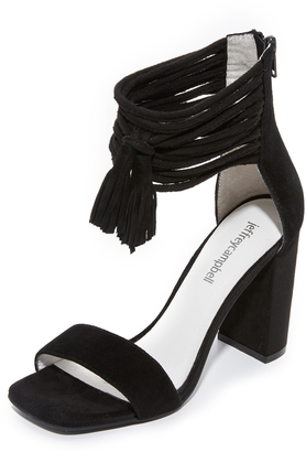 Jeffrey Campbell Formosa Sandals $135 thestylecure.com