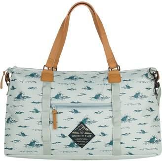 United by Blue Printed Trail Weekender 24L Carry-On Bag
