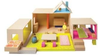MIO Manhattan Toy Playing Eating Sleeping Working Blocks