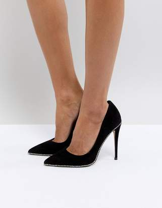KG by Kurt Geiger Kurt Geiger London Envy Suede Pumps
