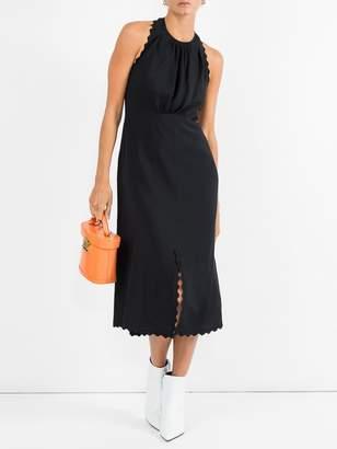 Chloé Scalloped dress