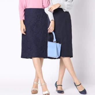 Vicky (ビッキー) - VICKY 【WEB&一部店舗限定】リバーシブルタイトスカート