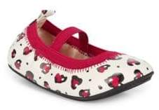 Yosi Samra Little Girl's & Girl's Slip-On Shoes