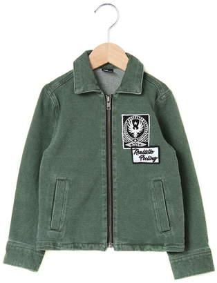 RAD CUSTOM (ラッド カスタム) - RAD CUSTOM インレイ硫化染め加工ワークジャケット ベベ オンライン ストア コート/ジャケット