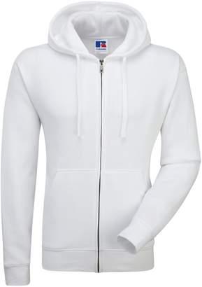 Russell Athletic Russell Mens Authentic Full Zip Hooded Sweatshirt/Hoodie (L)