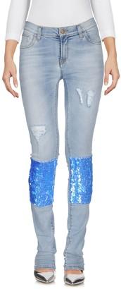 Manila Grace DENIM Denim pants - Item 42623446IC