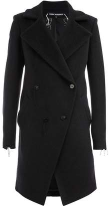 Cedric Jacquemyn double-breasted fitted coat