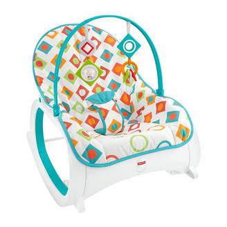 Fisher-Price Infant To Toddler Rocker Geo Diamonds Baby Swing