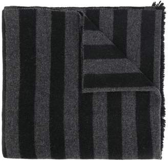 McQ monster patch scarf
