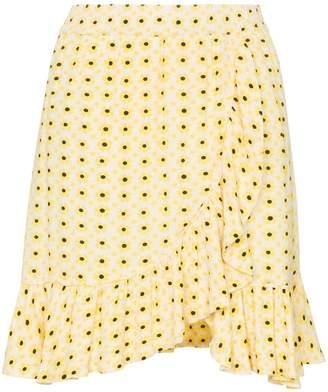 b4ce2329c Ganni Yellow Skirts - ShopStyle