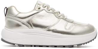 Eytys Jet Metallic Sneakers