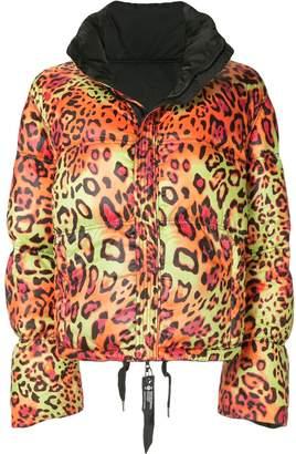 Kru reversible padded jacket