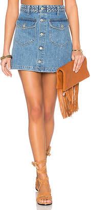 Tularosa Madelyn Mini Skirt.