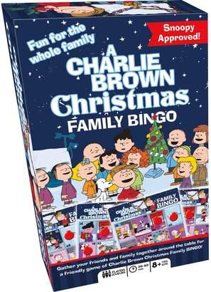 Gama-Go Gamago GAMAGO Charlie Brown Christmas Family BINGO