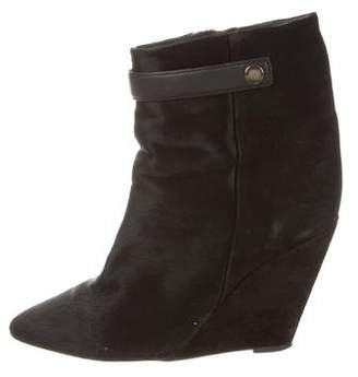 Isabel Marant Sade Wedge Ankle Boots