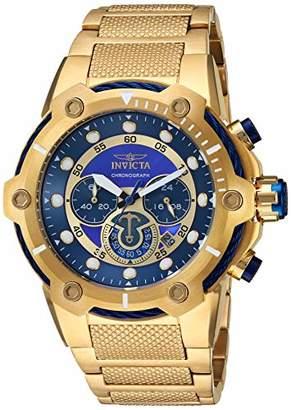 Invicta Men's 'Bolt' Quartz Stainless Steel Watch
