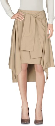 Aalto Knee length skirts