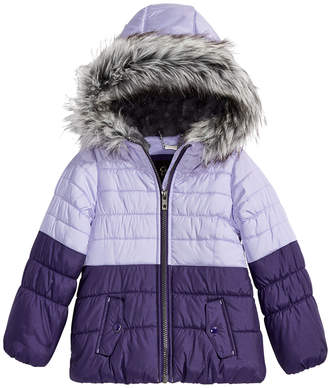 Jessica Simpson Little Girls Puffer Jacket